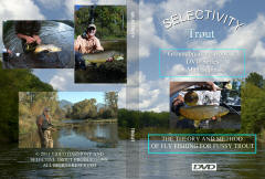 A GROUND BREAKING NEW LOOK AT THE THEORY AND METHOD TO FLY FISHING FOR FUSSY TROUT, STEELHEAD AND SALMON! THE FIRST DVD-�TROUT�, WAS SHOT ON NEW YORK, MICHIGAN, PENNSYLVANIA, WISCONSIN, MINNESOTA AND MONTANA�S  TAIL WATER, FREESTONER AND SPRING CREEK WORLD CLASS FISHERIES